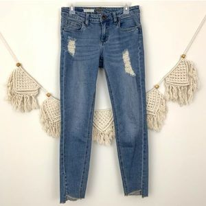 Kut From The Kloth Connie Skinny Distressed Jeans